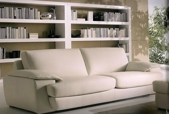ledersofa elisa. Black Bedroom Furniture Sets. Home Design Ideas