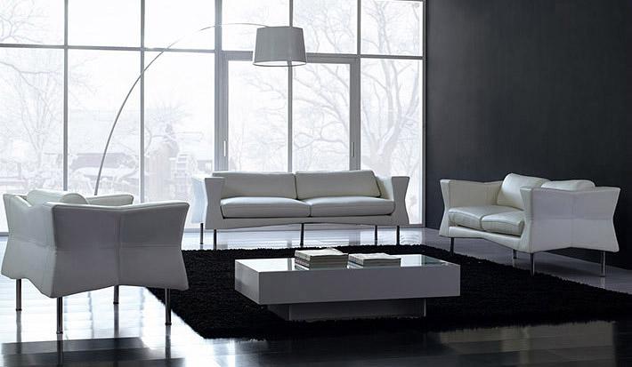 ledercouchgarnitur tosca. Black Bedroom Furniture Sets. Home Design Ideas